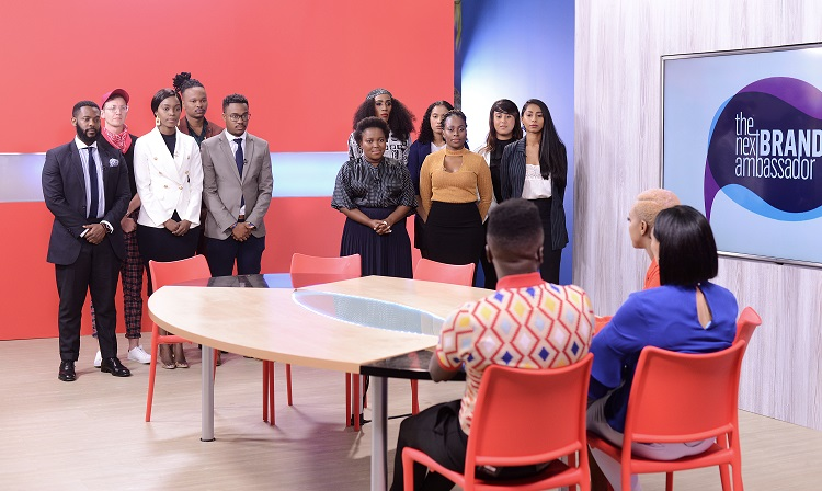 The teams face the judges in 'the elimination room'